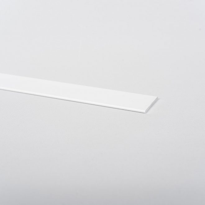 Aliuminio juosta svoriui 3x25mm 200gm romanetės audiniui baltos sp. Nr. 10.12003BL