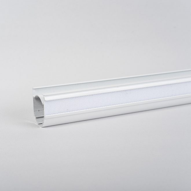 Aliuminio profilis romanetės mechanizmui baltos sp. Nr. 11.1011