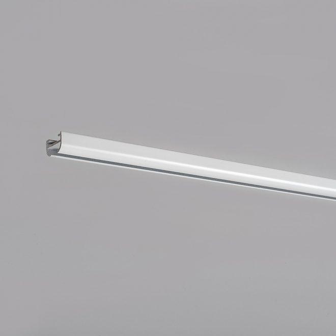 Aliuminio sistema D PROFILIS baltos sp.