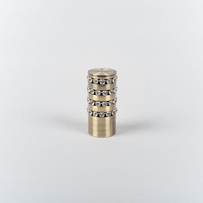Užbaigimas karnizui KRIS Ø16mm šv. send. aukso sp.