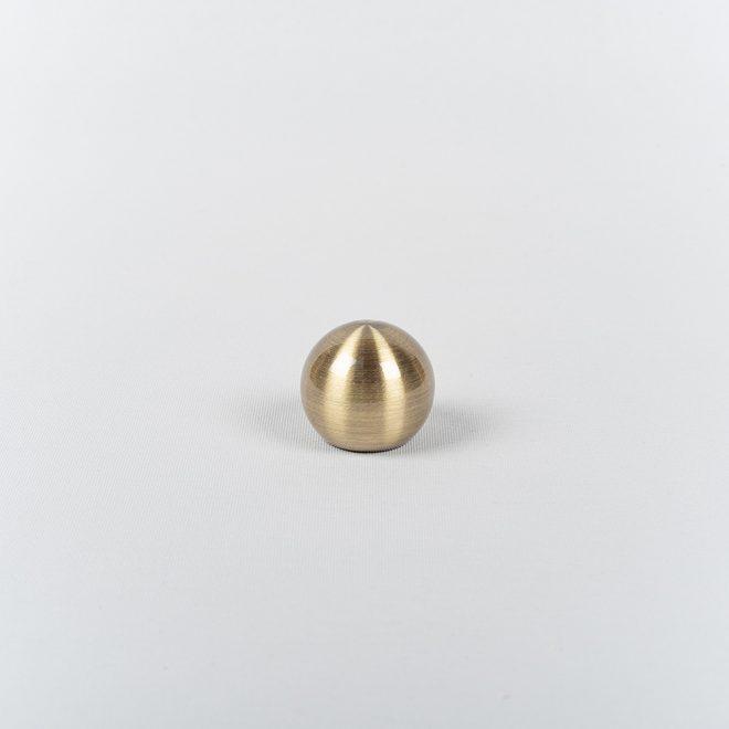 Užbaigimas karnizui KULA Ø16mm šv. send. aukso sp.