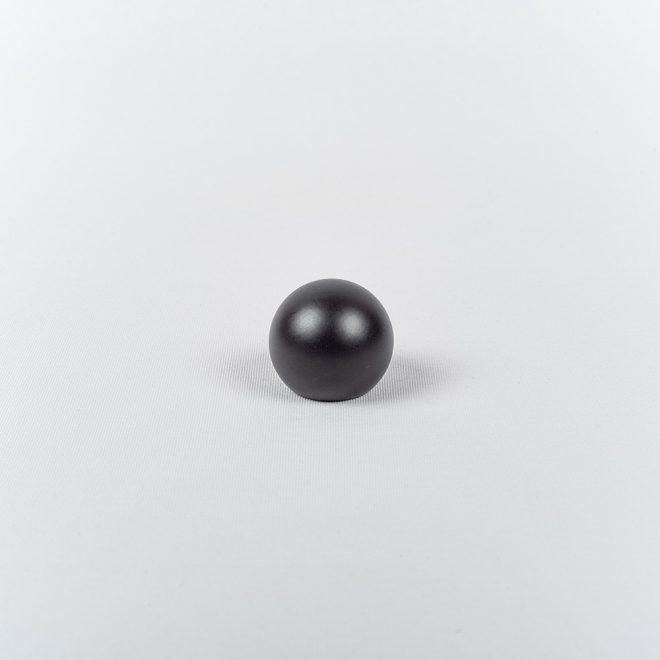 Užbaigimas karnizui KULA Ø16mm juodos sp.