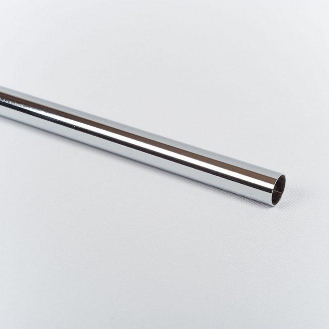 Vamzdis karnizui CLASSIC Ø16mm blizg. sidabro sp.
