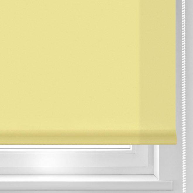 Roletas Dekorika geltonas RPT 002 09 b