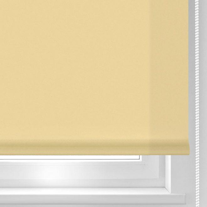 Roletas Dekorika tamsiai geltonas RPT 002 11 b