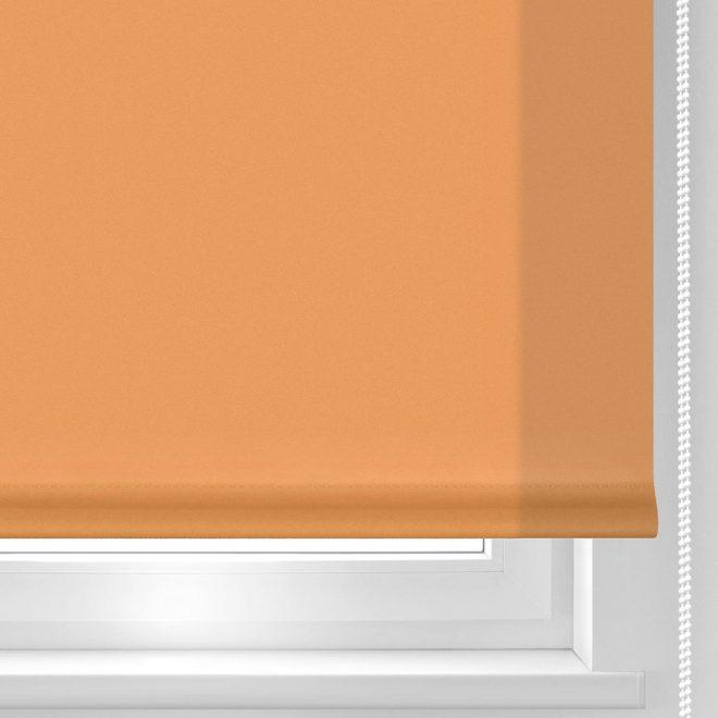 Roletas Dekorika tamsiai oranžinis RPT 002 31 b