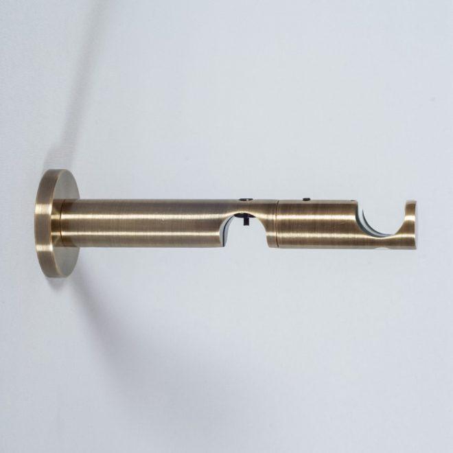 Laikiklis karnizui ASPEN NOVA L9 15cm Ø19 19mm dvigubas šv. send. aukso sp. 2