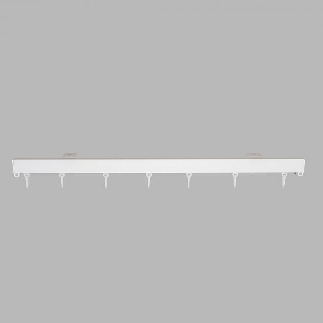Aliuminio sistema A PROFILIS sukomplektuotas baltos sp.