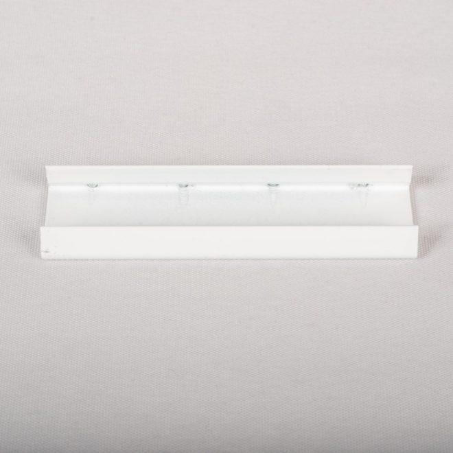 Sujungimas met. aliuminio profiliui baltos sp. Nr. DS 203