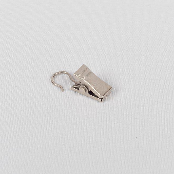 Met. segtukas žiedui Ø16mm šv. mat. sidabro sp. Nr. 331